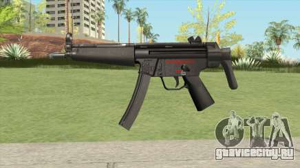 MP5 (Cry Of Fear) для GTA San Andreas
