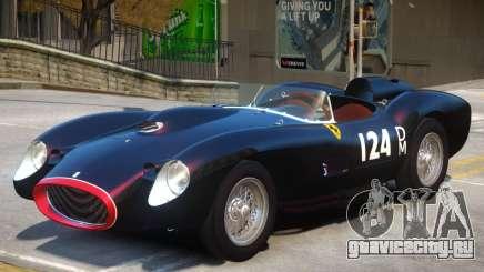 Ferrari Testa Rossa V1 PJ2 для GTA 4