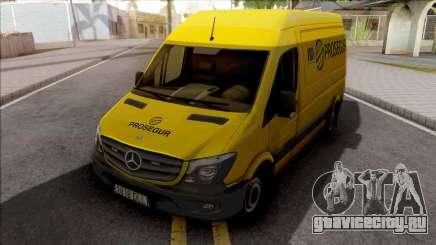 Mercedes-Benz Sprinter Prosegur для GTA San Andreas