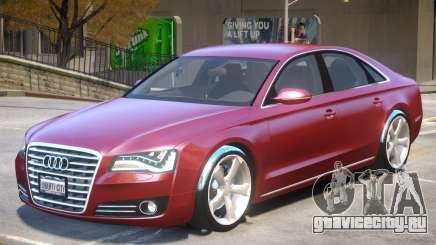 Audi A8 V1 R2 для GTA 4