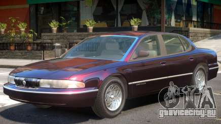 1994 Chrysler New Yorker V1 для GTA 4