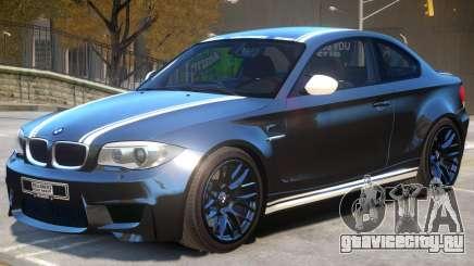 BMW M1 Sport V1 PJ2 для GTA 4
