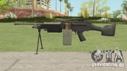 M249 (Battlefield 2) для GTA San Andreas