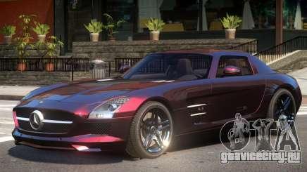 Mercedes SLS AMG для GTA 4