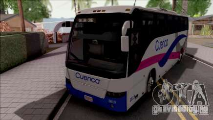 Volvo 9700 Autobuses Cuenca для GTA San Andreas