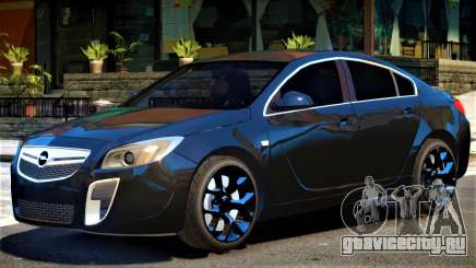 Opel Insignia V1.2 для GTA 4