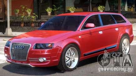 Audi A6 R1 для GTA 4