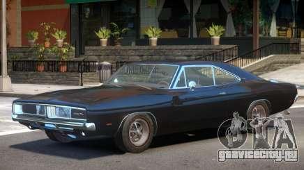 1967 Dodge Charger RT для GTA 4