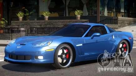 Chevrolet Corvette Sport R1 для GTA 4