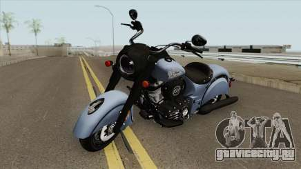 Indian Chief Dark Horse 2019 (V2) для GTA San Andreas