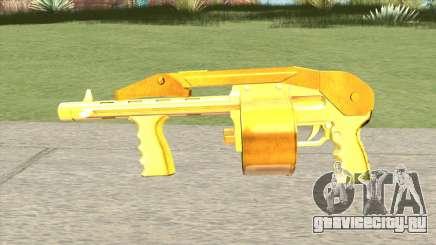 Combat Shotgun Gold (French Armed Forces) для GTA San Andreas