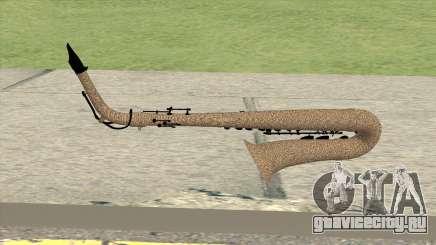 Ricardo Saxophone для GTA San Andreas