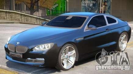 BMW 640i V1 для GTA 4