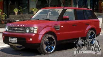 Land Rover Sport V1.1 для GTA 4