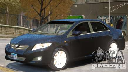 Toyota Corolla V1.0 для GTA 4