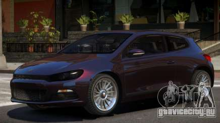 Volkswagen Scirocco V2 для GTA 4