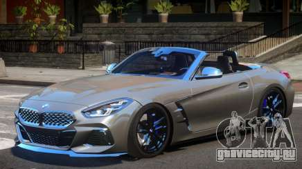 BMW Z4 Spider для GTA 4