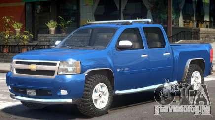 Chevrolet Silverado V1.0 для GTA 4
