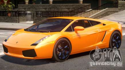 Lamborghini Gallardo Y05 для GTA 4