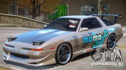 Toyota Supra Turbo PJ3 для GTA 4