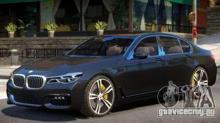BMW 760 Li V1.2 для GTA 4