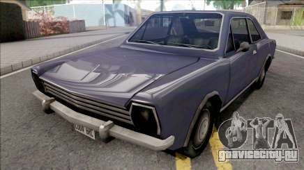 Ford Corcel 1977 Improved для GTA San Andreas
