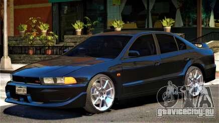Mitsubishi Galant R1 для GTA 4