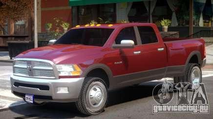 Dodge Ram Stock для GTA 4