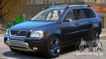 Volvo XC90 V1 для GTA 4