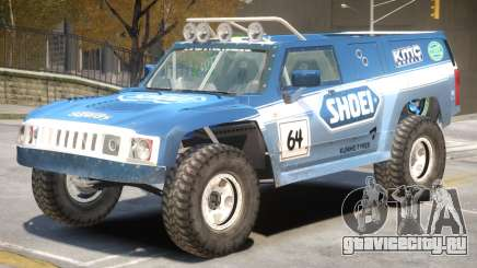 Hummer H3 V1 PJ6 для GTA 4