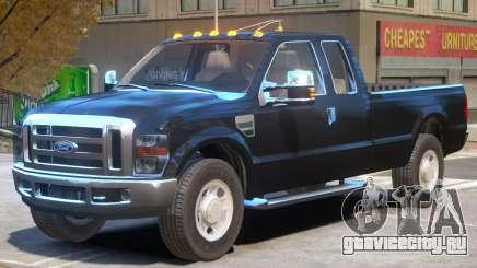 Ford F350 V1 для GTA 4