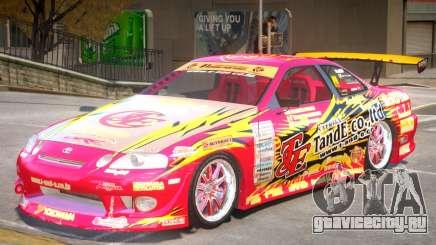 Toyota Soarer V1 PJ2 для GTA 4