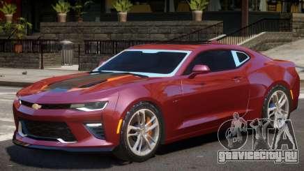 Chevrolet Camaro SS V2.1 для GTA 4
