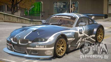 BMW Z4 V1 PJ2 для GTA 4