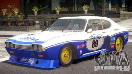 1974 Ford Capri V1.2 для GTA 4
