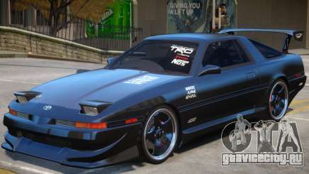 Toyota Supra Turbo PJ5 для GTA 4