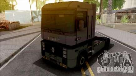 Renault Magnum AE 420 TI Original для GTA San Andreas