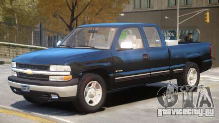 Chevrolet Silverado Upd для GTA 4