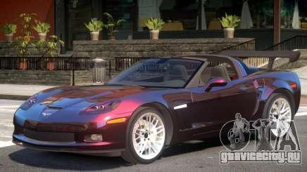 Chevrolet Corvette Sport для GTA 4