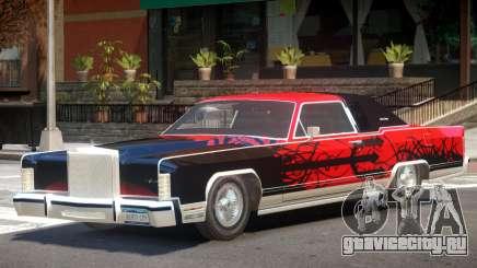 1979 Lincoln Continental Diablo для GTA 4