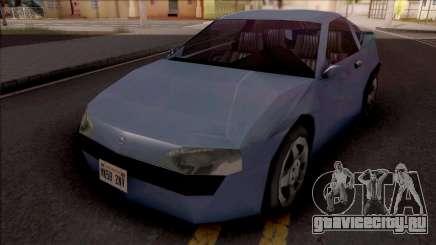 Opel Tigra SA Style для GTA San Andreas