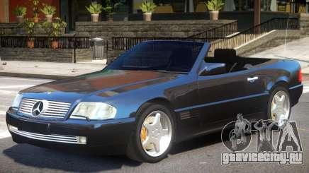 Mercedes Benz SL500 V1 для GTA 4
