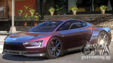 Volkswagen XL Sport Upd для GTA 4