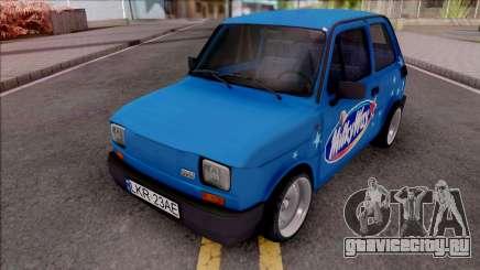 Fiat 126p Milkyway для GTA San Andreas