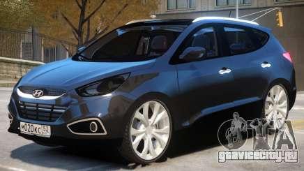 Hyundai ix35 V1.2 для GTA 4