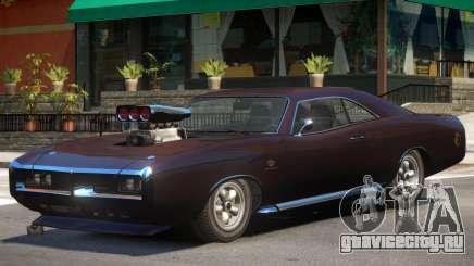 Reaper Dukes V1 для GTA 4