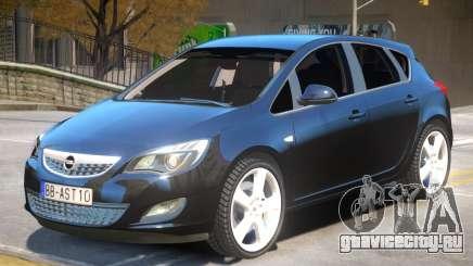 Opel Astra V2 для GTA 4