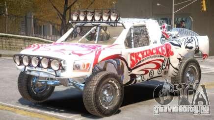 Dodge Ram Rally Edition PJ3 для GTA 4