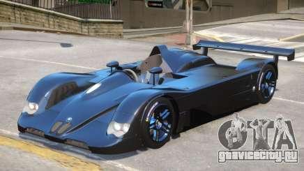 BMW V12 LMR V1 для GTA 4