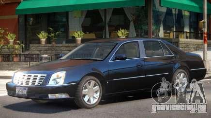 Cadillac DTS V1.0 для GTA 4